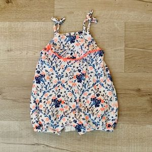GAP Baby Girl Romper 👧